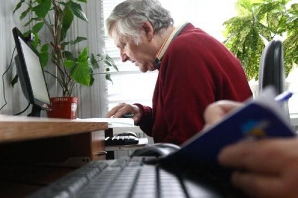 Дистанційний формат надання пенсійних послуг дозволяє буковинцям заощаджувати час