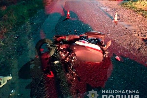 На Буковині зіткнулися два мотоцикли. Загинули двоє людей