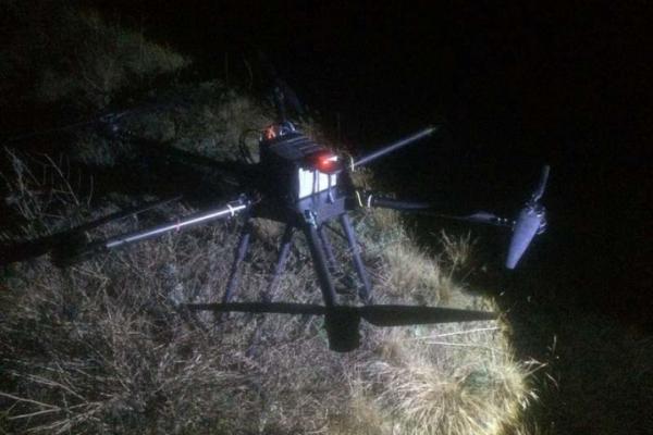 На Буковині возять контрабанду літальними апаратами