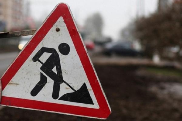 Рух транспорту на Проспекті у Чернівцях частково перекрили