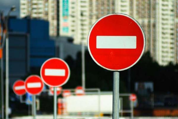 На День Незалежності у Чернівцях буде перекрито рух транспорту