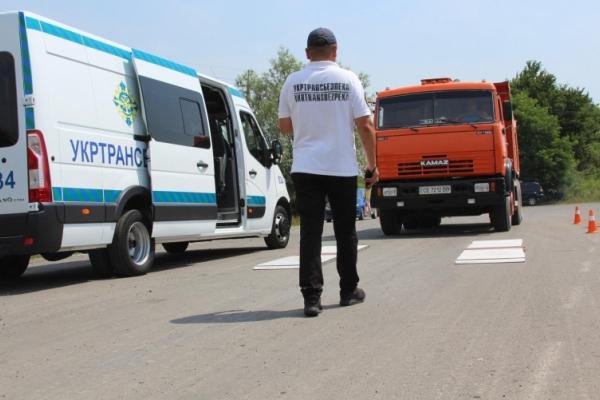 Минулого тижня на Буковині виявлено 313 випадків правопорушень транспортом вагових параметрів