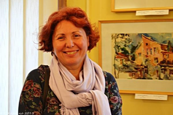 У Чернівцях покажуть «Мистецькі подорожі» Марини Рибачук