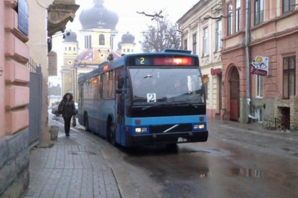 Відзавтра тролейбуси №2 та №4 відновлять своє курсування