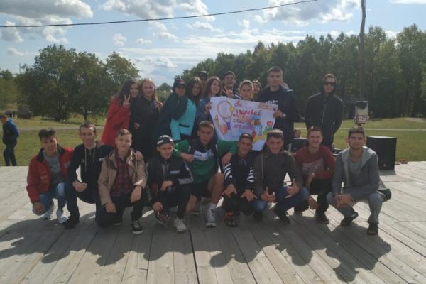 На Буковині відбувся черговий День здоров'я для молоді