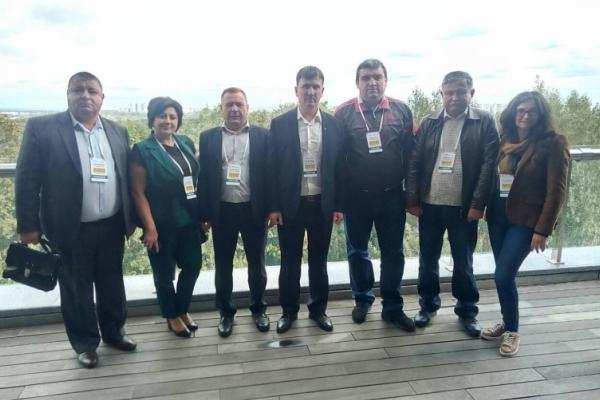 Чернівчани взяли участь у конференції «Земля як фактор розвитку українського села»