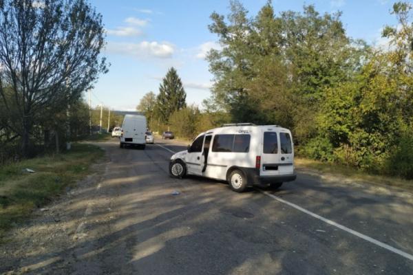 ДТП на Буковині: в салоні авто перебували діти
