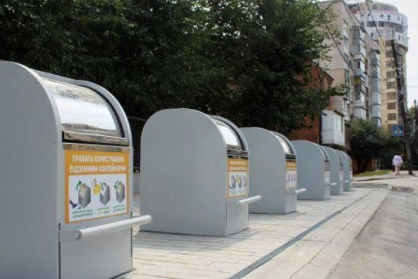 Підземні смітники у Чернівцях: чи виконає обіцянку мер міста?