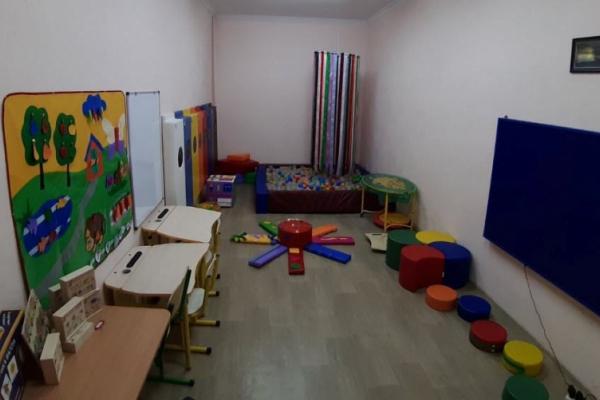 У Чернівецькій школі відкрили сенсорну кімнату та кабінет лікувальної фізкультури