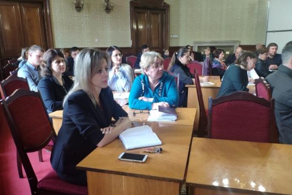 У Чернівецькій ОДА обговорили перезавантаження влади