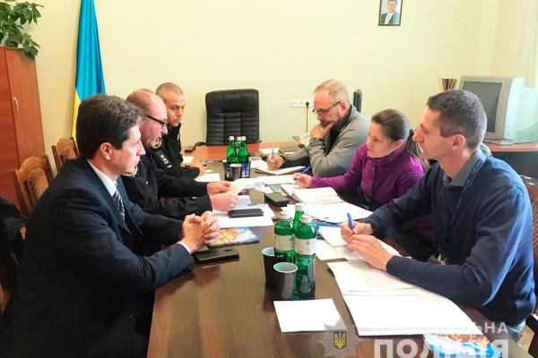 Буковинські поліцейські претендують на участь у європейському проєкті PRAVO