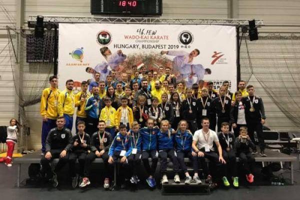 Чернівецькі спортсмени привезли 23 медалі (Фото)