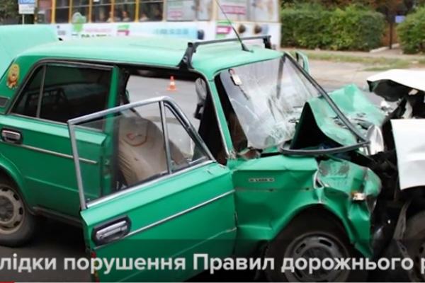 Поліція Буковини закликає громадян дотримуватися Правил дорожнього руху (Відео)