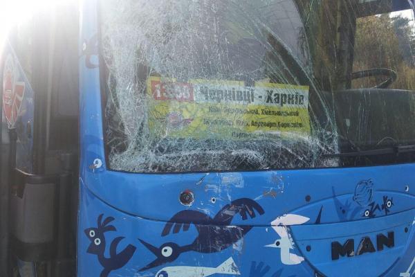 У поліції Буковини розповіли подробиці моторошної ДТП за участі рейсового автобуса