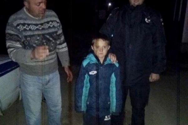 Всю ніч чернівецькі поліціянти шукали зниклу дитину