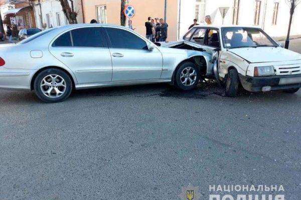 У ДТП на Буковині постраждала шестирічна дівчинка