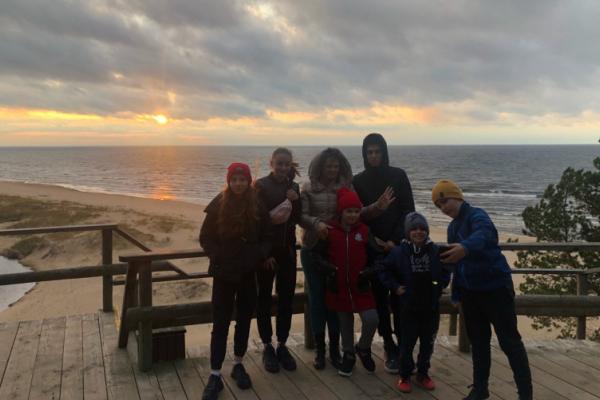 Діти учасників АТО з Буковини відпочили в Латвії