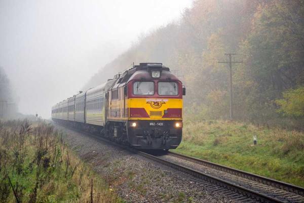 На початку листопада потяг з Чернівців до Ковеля не курсуватиме