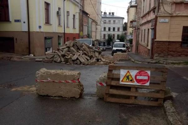Чи завершать у Чернівцях ремонт на Переяславській?
