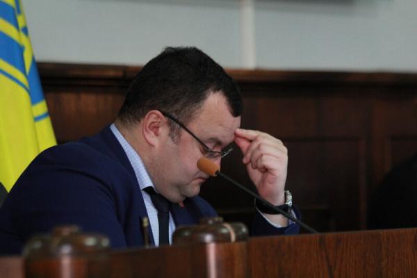 Каспрук таки залишився мером Чернівців (відео)