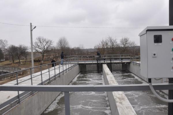 Силами КП «Чернівціводоканал» проведено обстеження очисних споруд