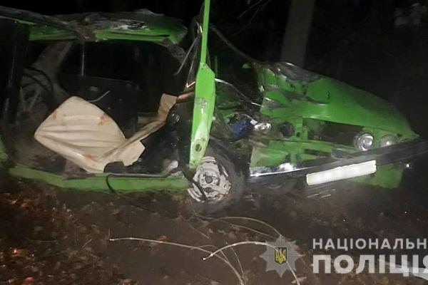 На Кіцманщині сталася смертельна ДТП. 22-річна пасажирка легковика загинула