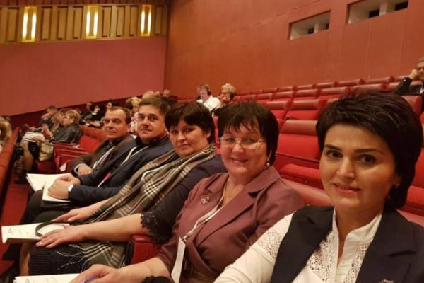 Буковинські освітяни беруть участь у міжнародній конференції