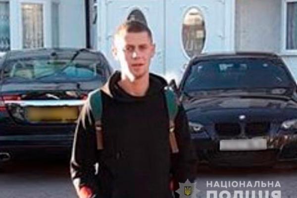 Полція Буковини розшукує чоловіка