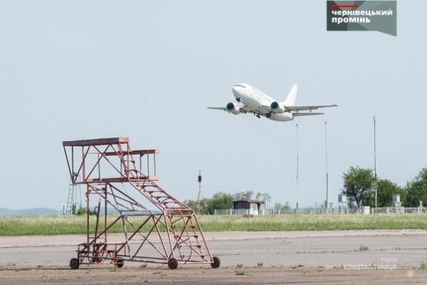 Чернівецьке летовище планують передати у концесію (відео)