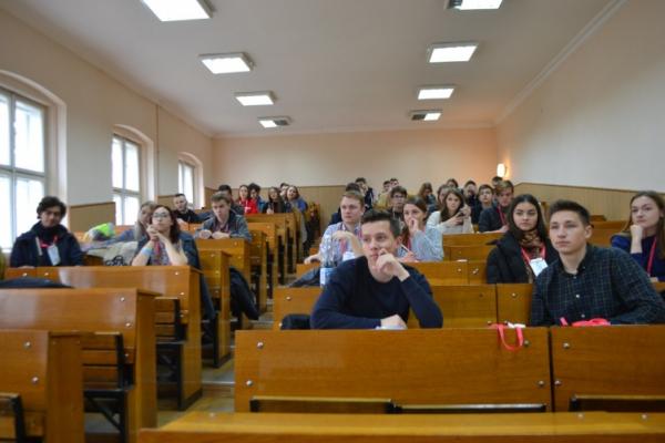У Чернівцях відбувся етап Західноукраїнської дебатної ліги