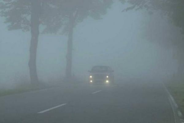 Знову небезпека: Чернівеьцку область покрив туман