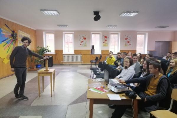 Третя Школа ораторського мистецтва для молоді відбулася на Буковині