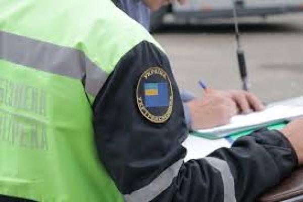 Управління Укртрансбезпеки у Чернівецькій області прозвітувалося за тижневу роботу