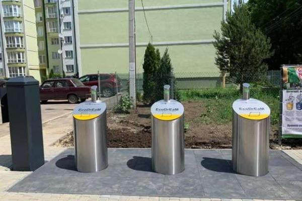 На Проспекті у Чернівцях встановлять підземні смітники