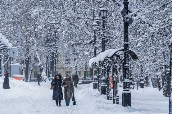 Перший сніг у Чернівцях знову став несподіванкою?