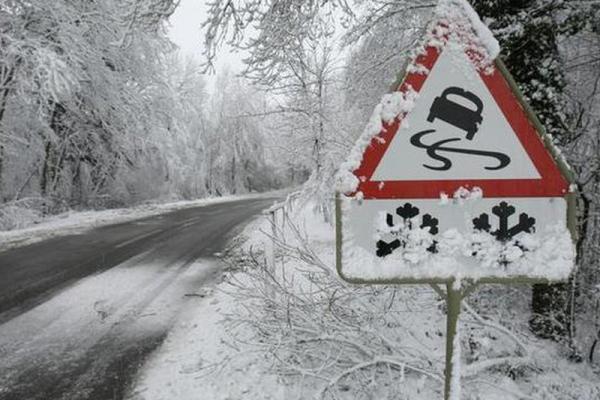 Снігопади та ожеледиця: сьогодні на Буковині погіршаться погодні умови