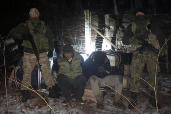 Стрілянина на буковинському кордоні: затримано двох контрабандистів