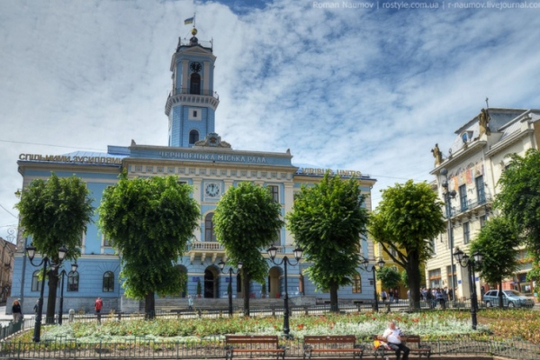 Чернівці опинилися в аутсайдерах серед комфортності для життя міст України