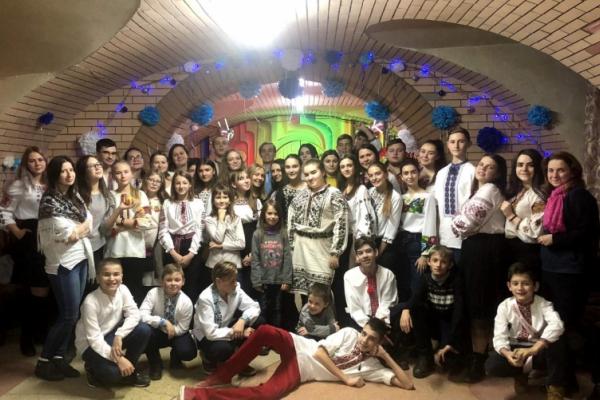 Буковинська молодь зібралась на Андріївські вечорниці