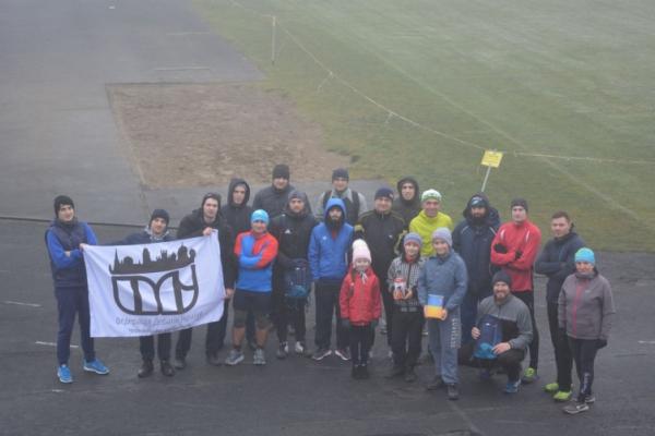 На Буковині пройшов оздоровчий міні-марафон