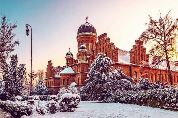 Як святкуватимуть новорічно-різдвяні свята Чернівці. Програма заходів