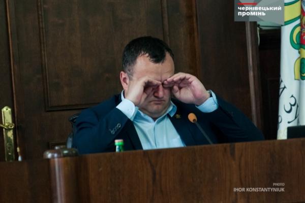 Ні обіцянок, ні пробачень: мер Чернівців очолив рейтинг аутсайдерів з виконання обіцянок