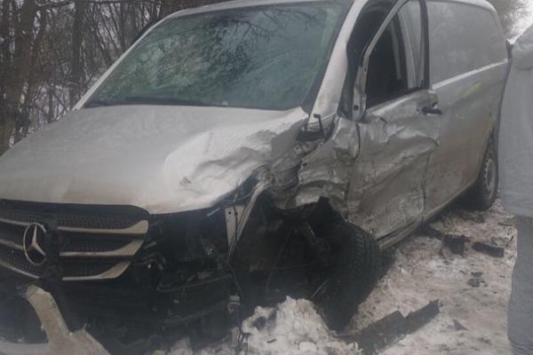 У ДТП на Буковині постраждала дитина (фото)