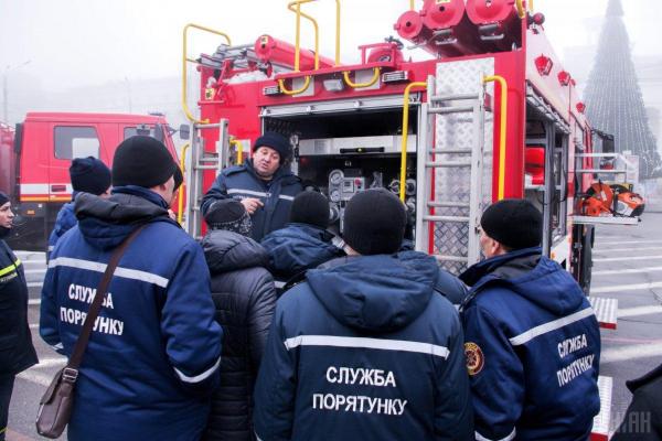 На Буковині рятувальники перейшли у посилений режим несення служби
