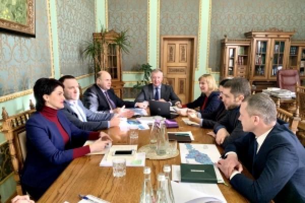 У Чернівецькій ОДА допрацьовують перспективний план області