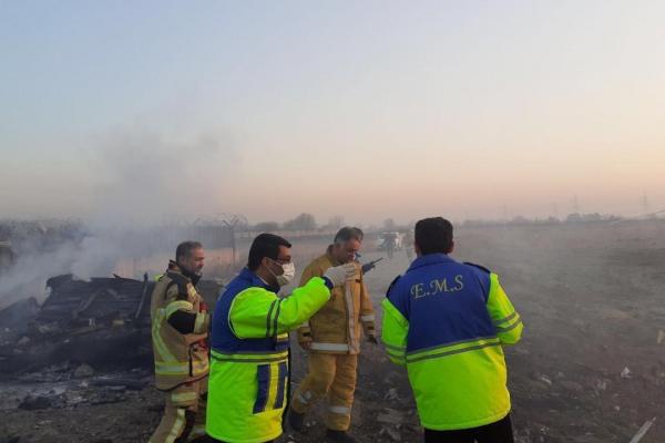 У Ірані розбився український літак авіакомпанії МАУ. На борту перебувало 180 пасажирів (фото, відео)