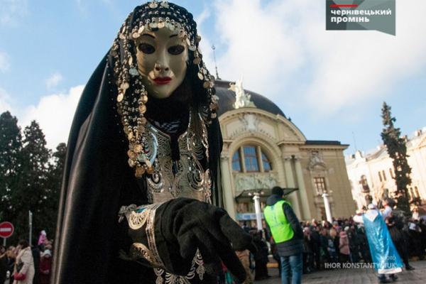 У Чернівцях обрали найкращих маланкарів (фото)
