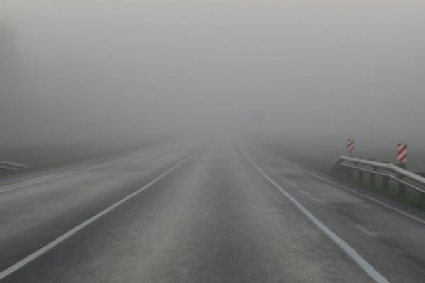 Буковинців попередили про сильний туман