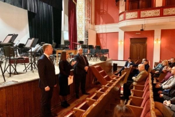 У Чернівецькій обласній філармонії нове керівництво
