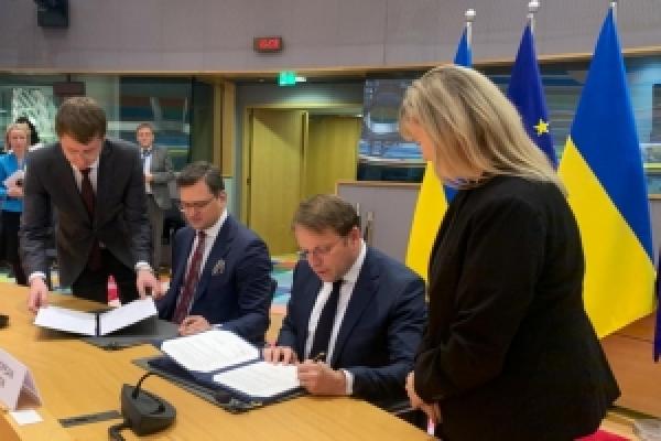 ЄС надасть Україні 26 млн євро для розвитку сільського господарства та фермерства